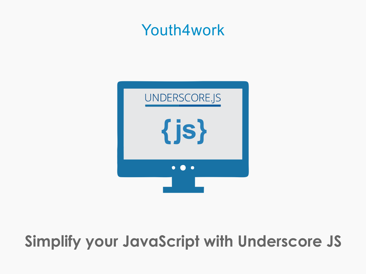 JavaScript with Underscore JS