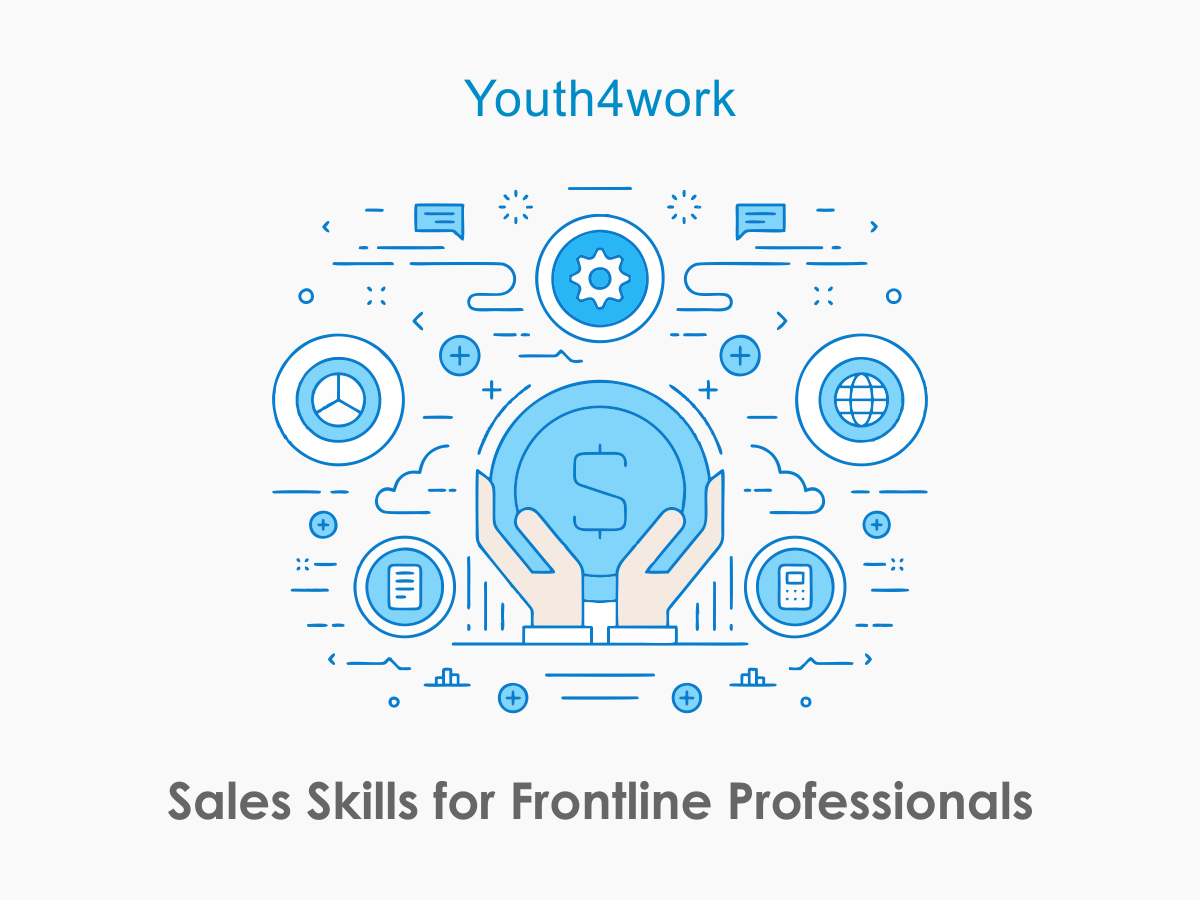 Sales Skills for Frontline Professionals