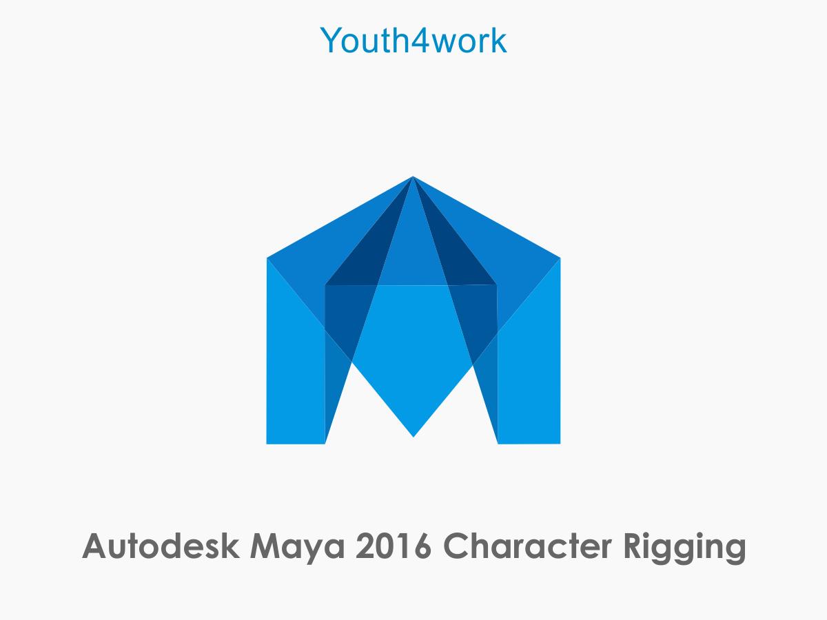 Autodesk Maya 2016 Character Rigging