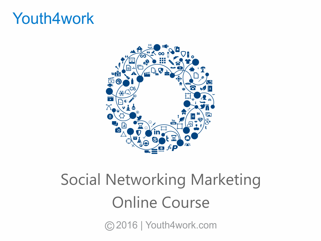 Social Network Marketing Online Course