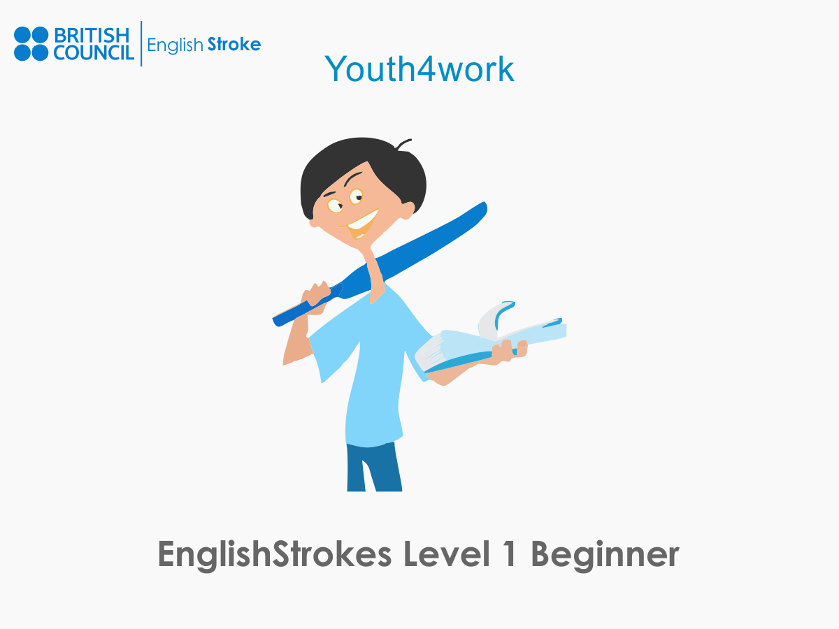 EnglishStrokes Level 1 Beginner