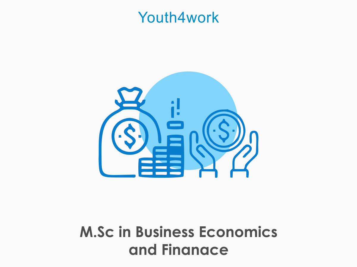 M.Sc Business Economics and Finance