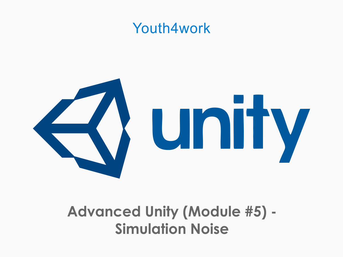 Advanced Unity Module 5