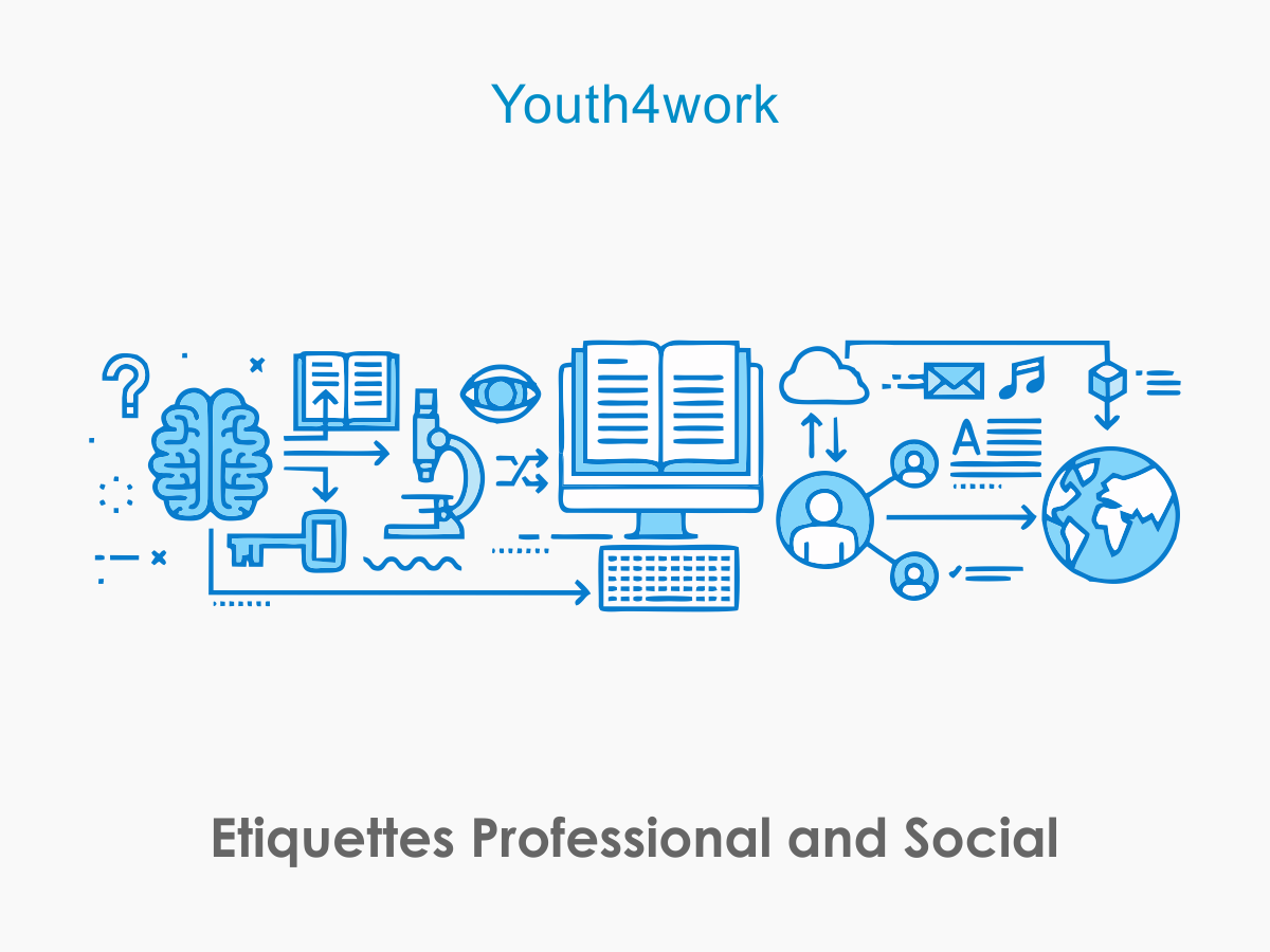 Etiquettes Professional and Social