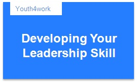 Developing Your Leadership Skill