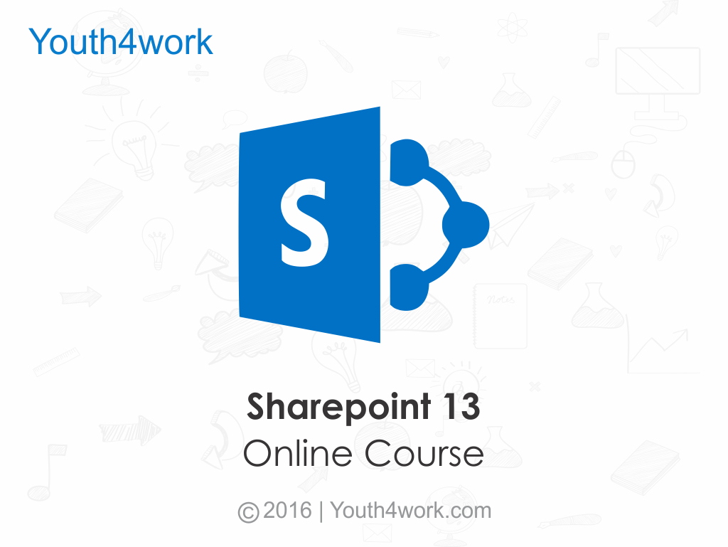Sharepoint 2013 Course