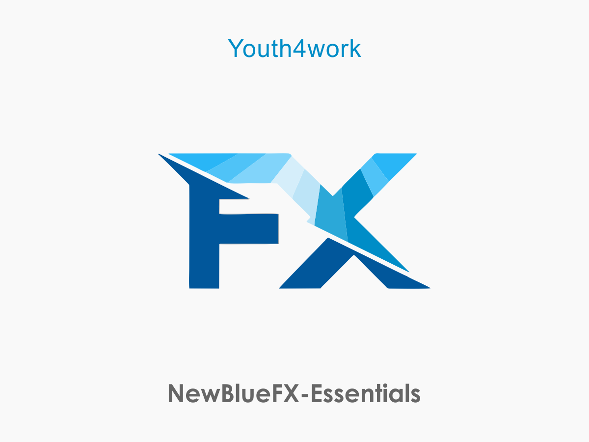NewBlueFX Essentials Volume 1