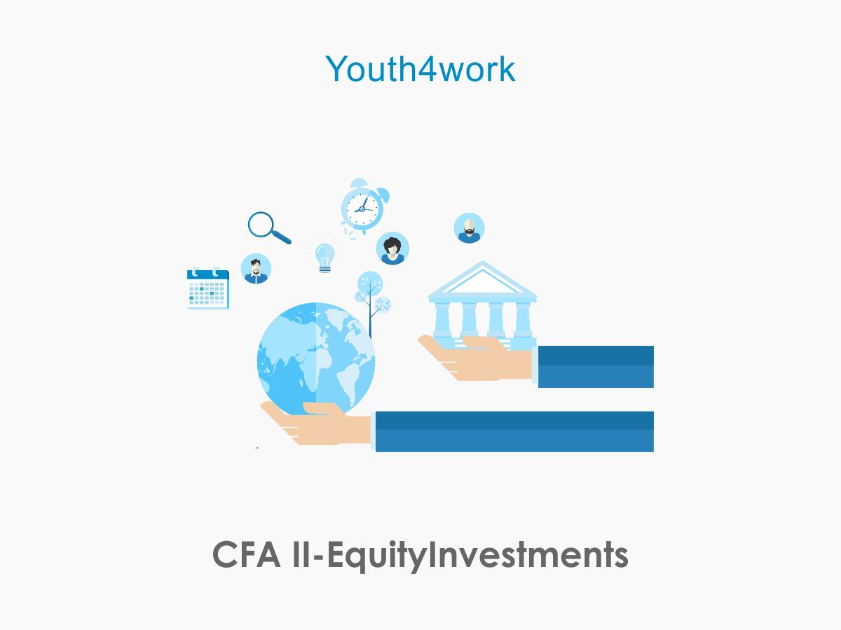 CFA II - Equity Investments
