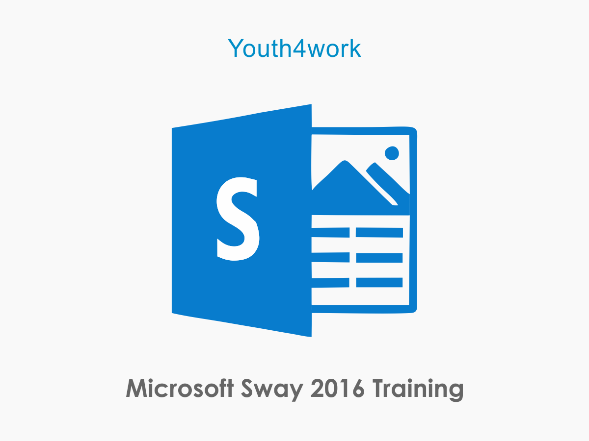 Microsoft Sway 2016 Training