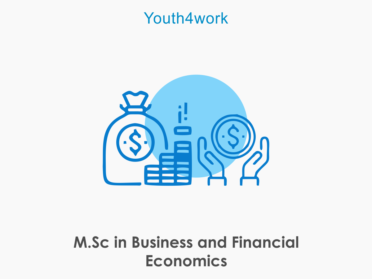 M.Sc in Business and Financial Economics