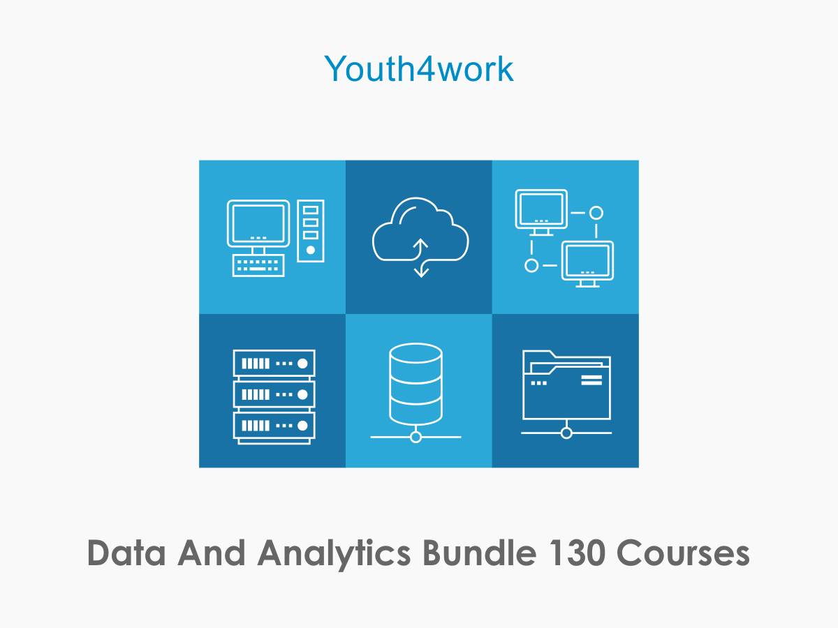 Data and Analytics Bundle 200 Courses