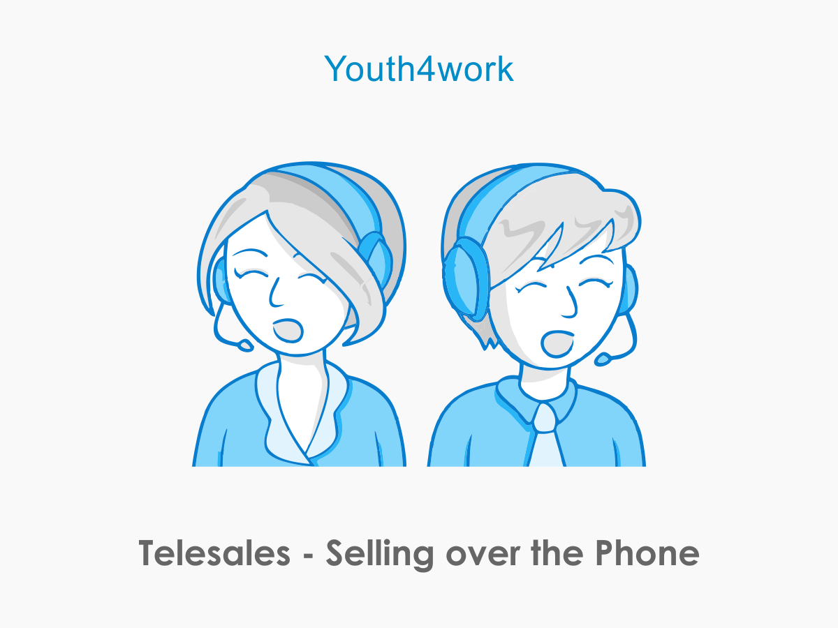 Telesales - Selling Over The Phone