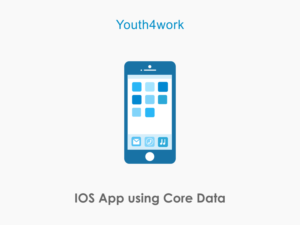 iOS App Using Core Data