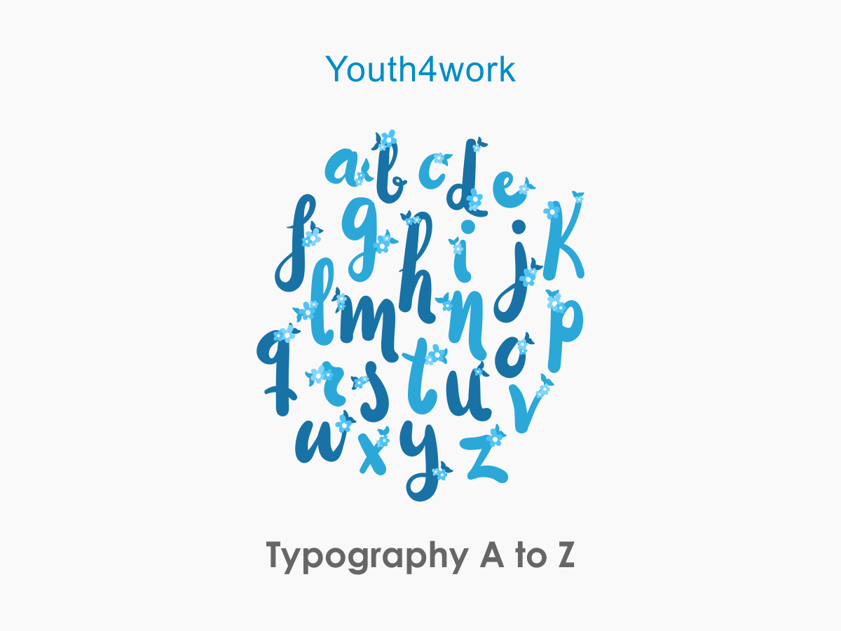 Typography A to Z