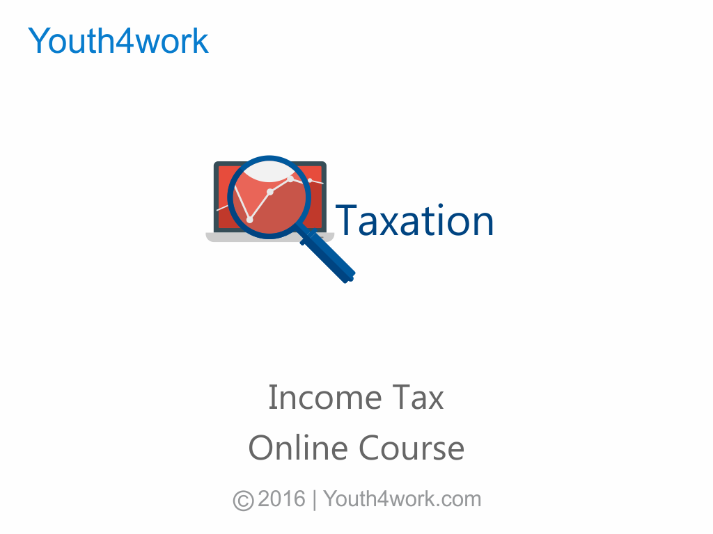 Income Tax Online Course