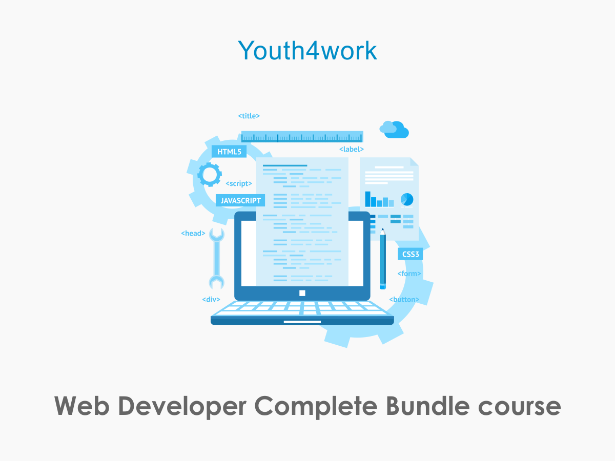 Web Developer Complete Bundle course