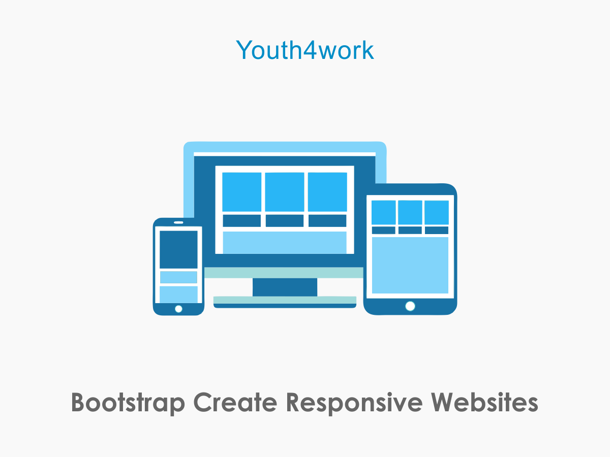 Bootstrap Create Responsive Websites