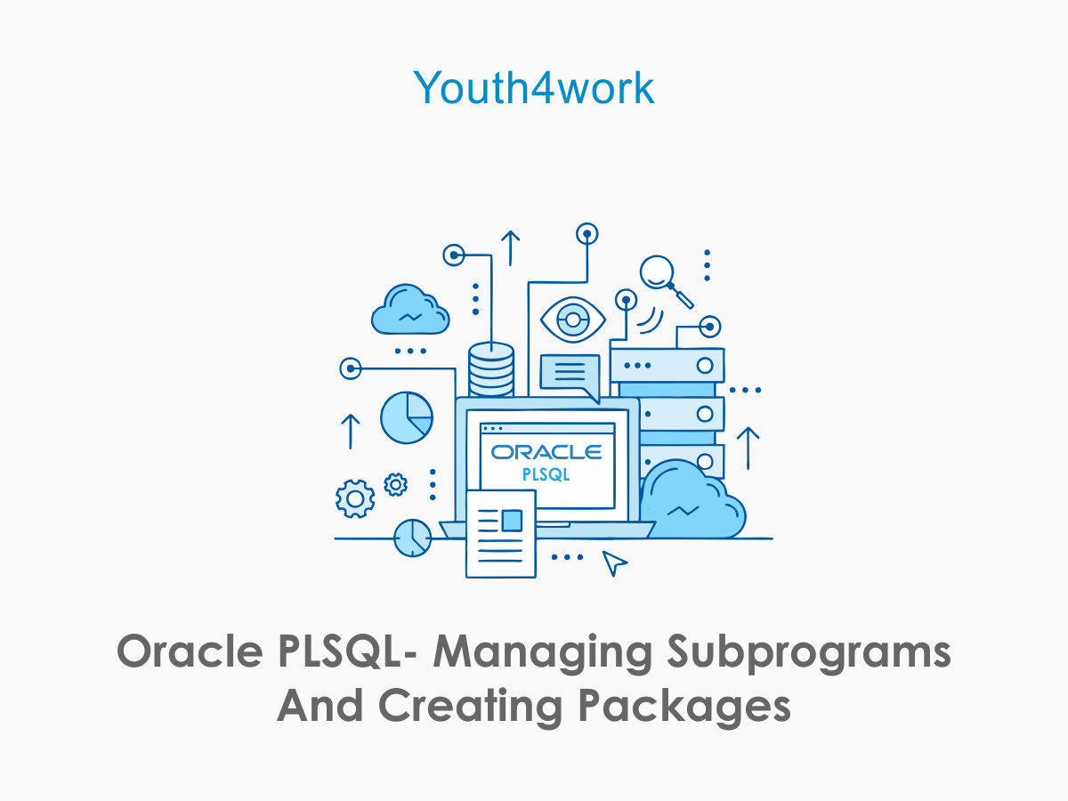 Oracle PLSQL- Managing Subprograms and Creating Packages
