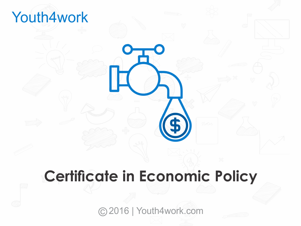 Certificate in Economic Policy
