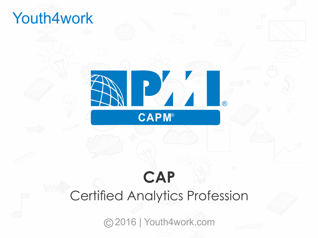 Certified Analytics Professional