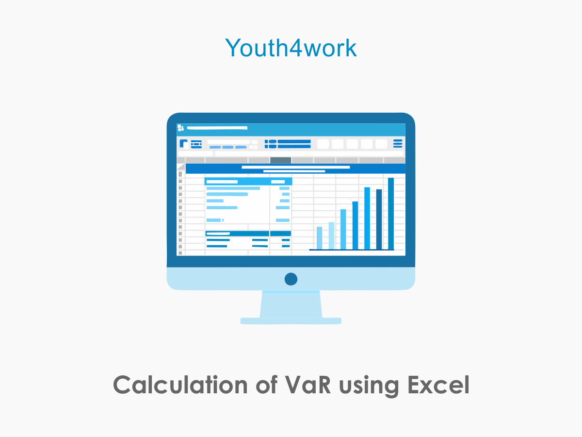 Calculation of VaR using Excel