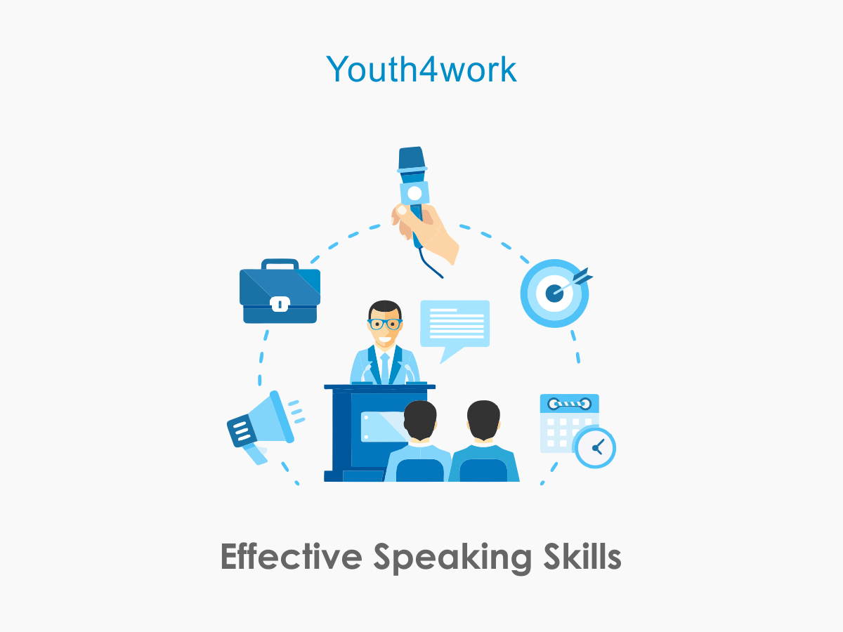 Effective Speaking Skills - With Certificate