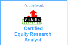 Vskills Certified Equity Research Analyst