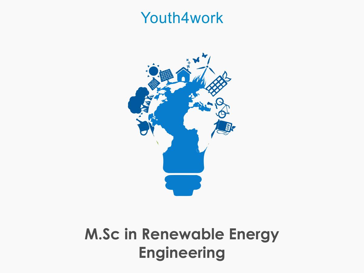 M.Sc in Renewable Energy Engineering