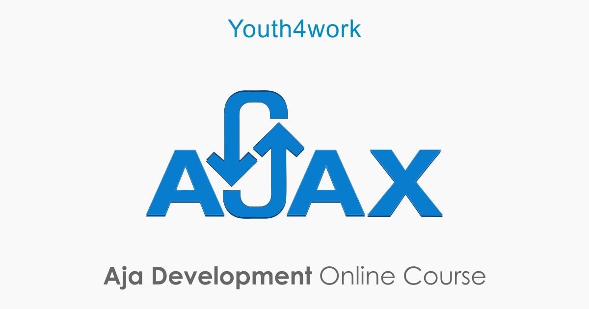 Ajax Development Online Course