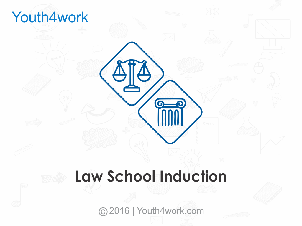 Law School Induction