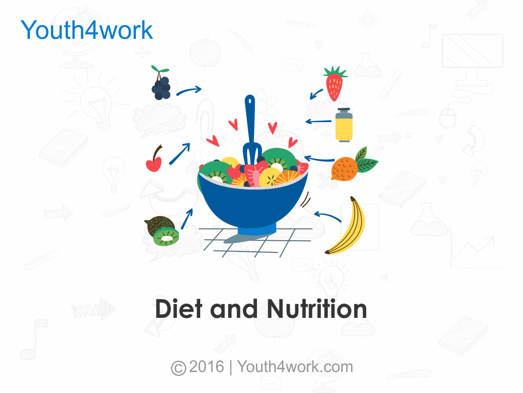 Diet and Nutrition online Course