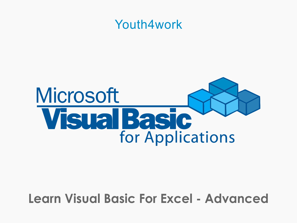 Visual Basic For Excel - Advanced