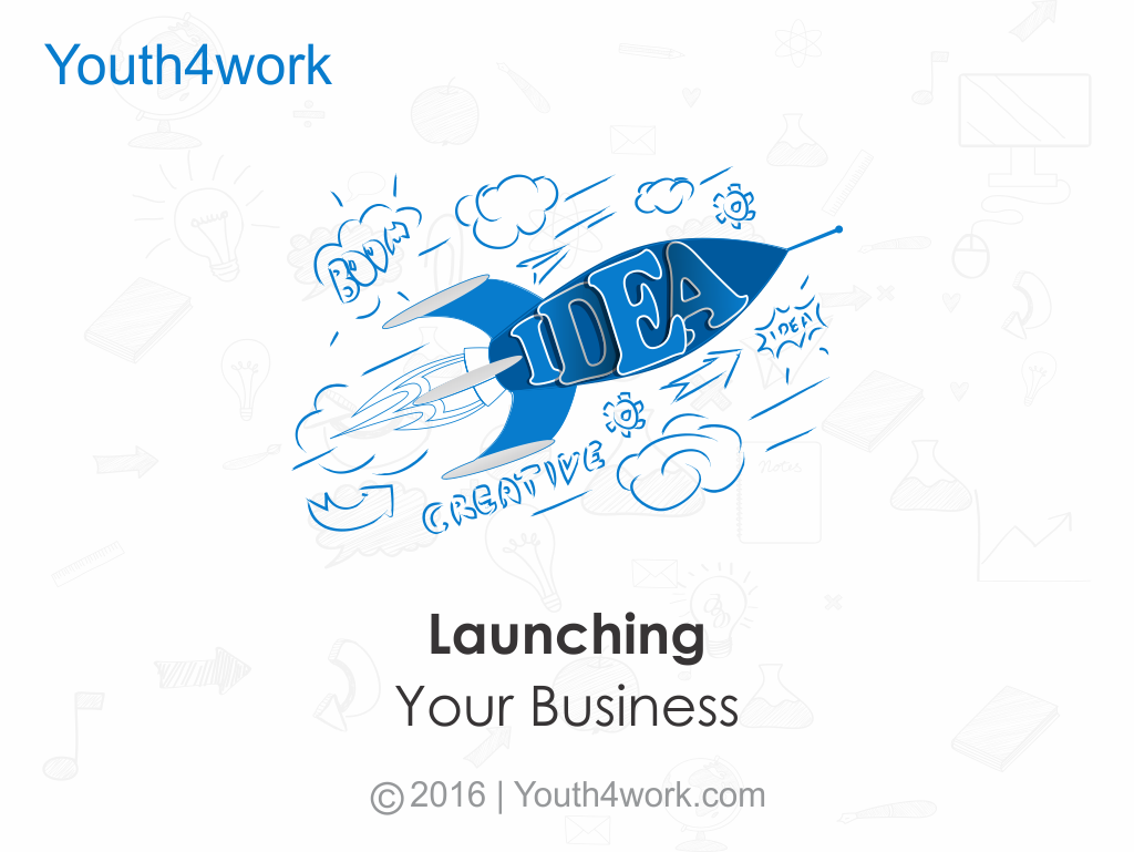 Launching Your Business