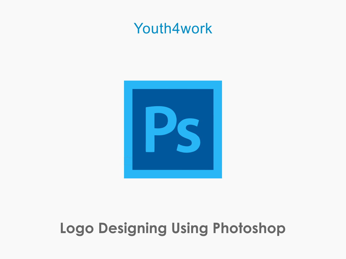 Logo Designing Using Photoshop