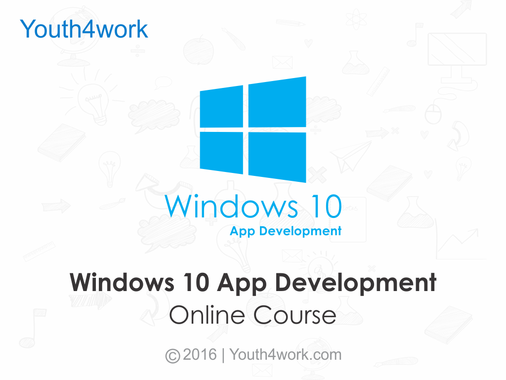 Windows 10 App Development