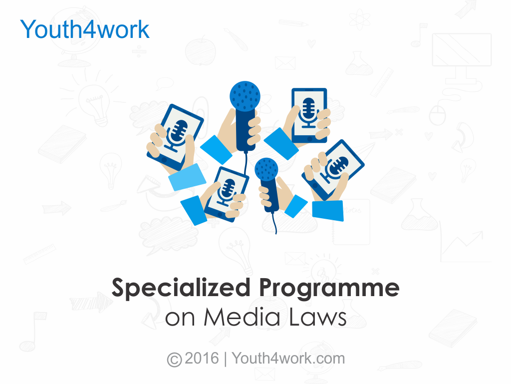 Specialized Programme on Media Laws