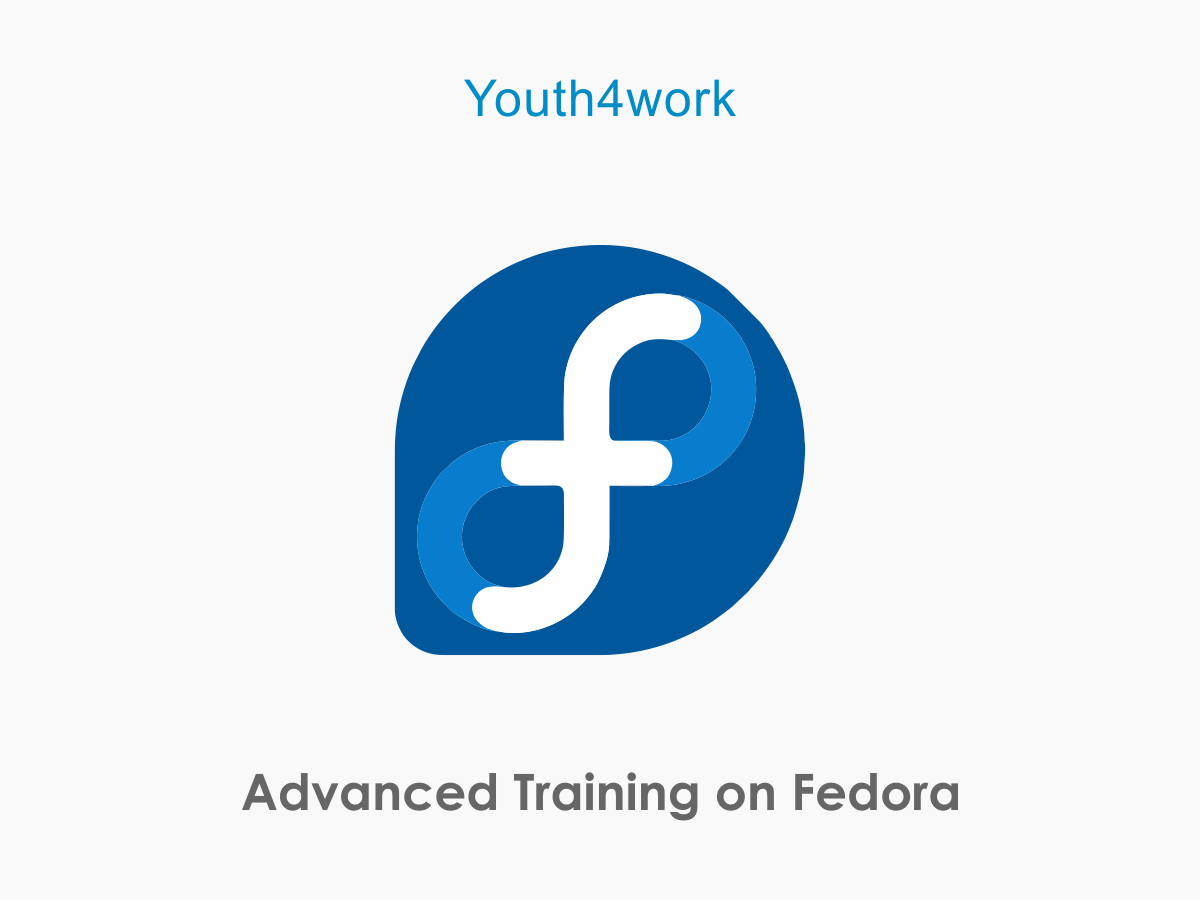 Fedora- Advanced Training
