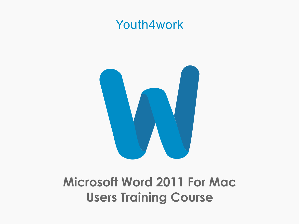 Word 2011 for Mac users