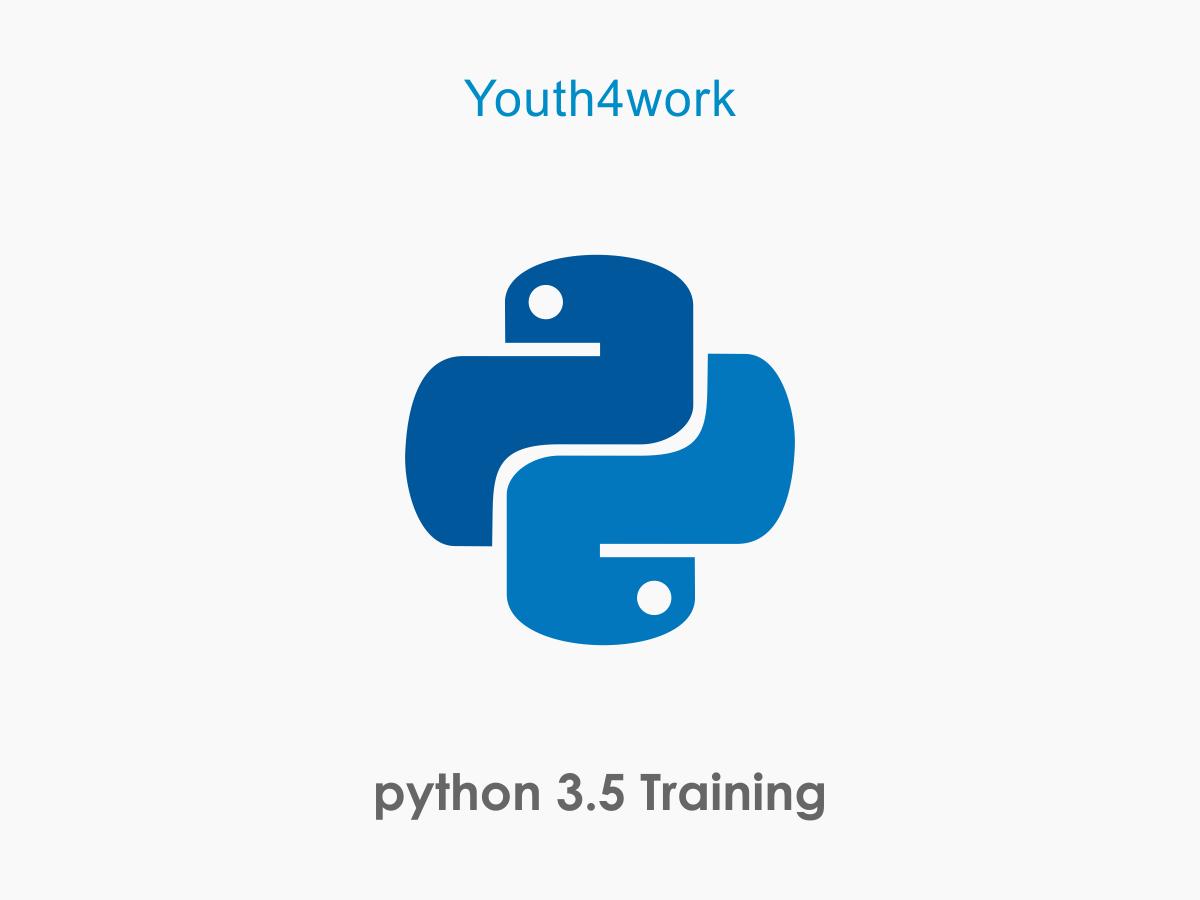 Python 3.5 Training