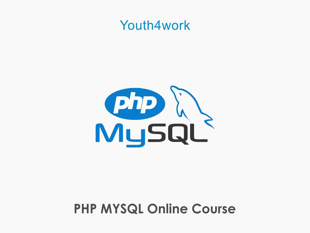 PHP MYSQL Online Course