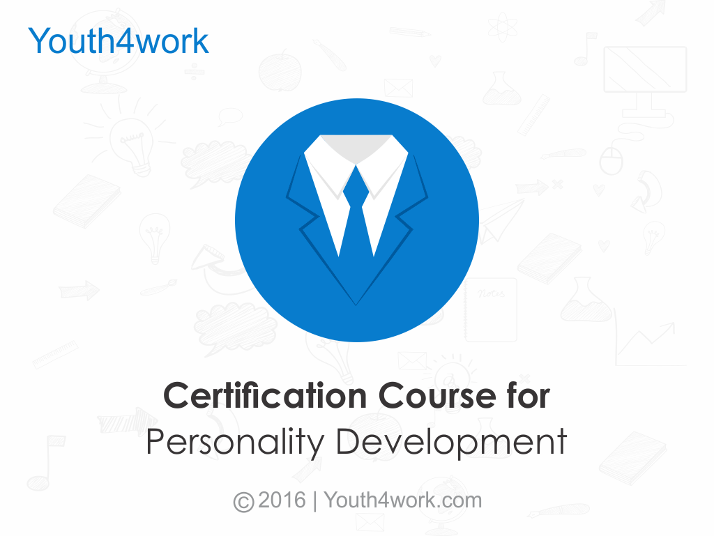Certification Course For Personality Development