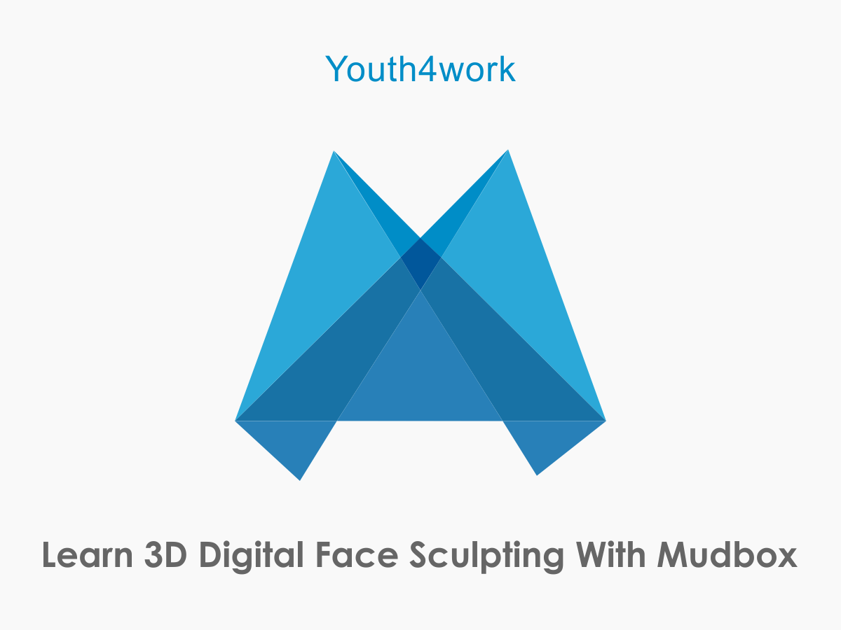 3D Digital Face Sculpting with Mudbox