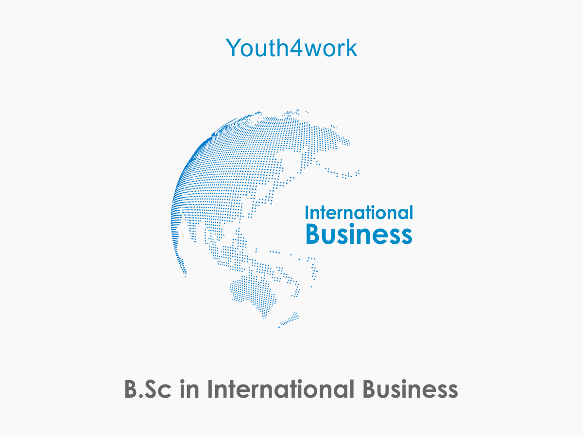 B.Sc in International Business from University of Sussex (UK)