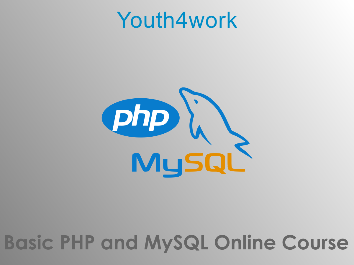 Basic PHP and MySQL