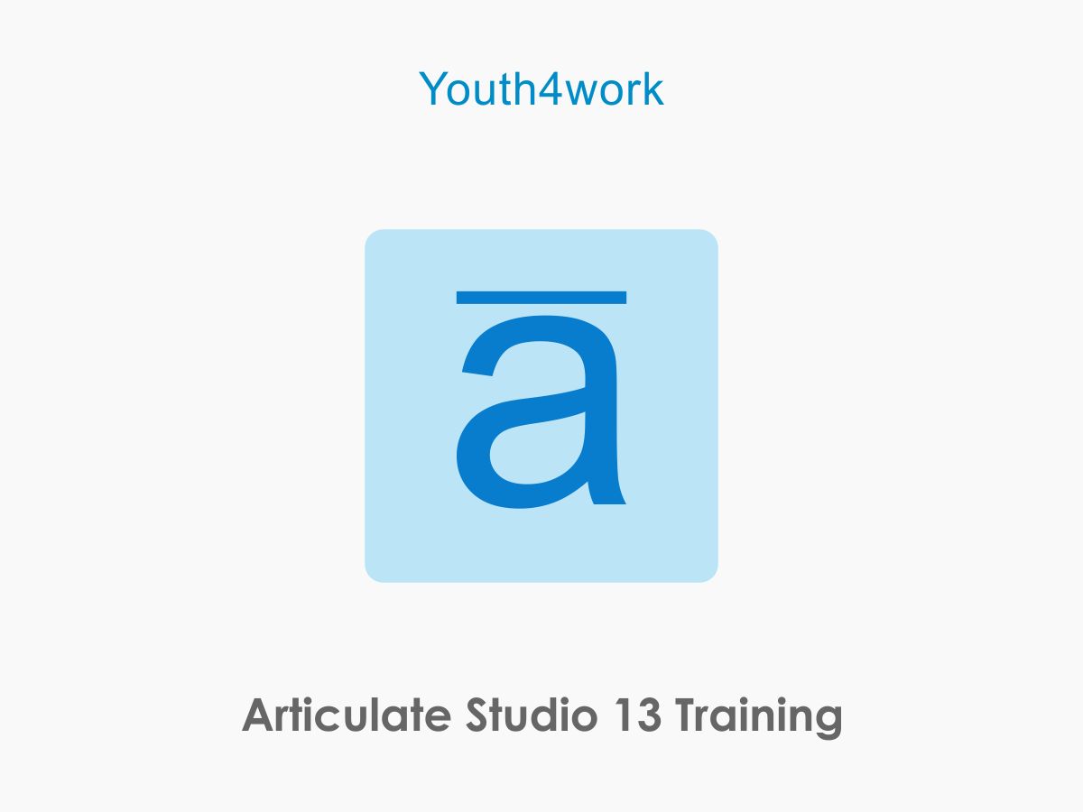 Articulate Studio 13 Training