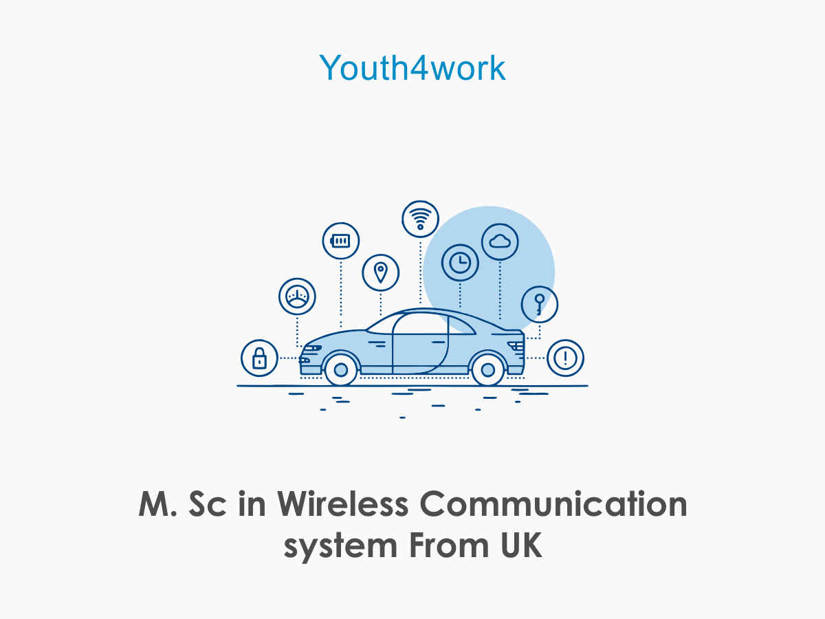 M.Sc in Wireless Communication Systems