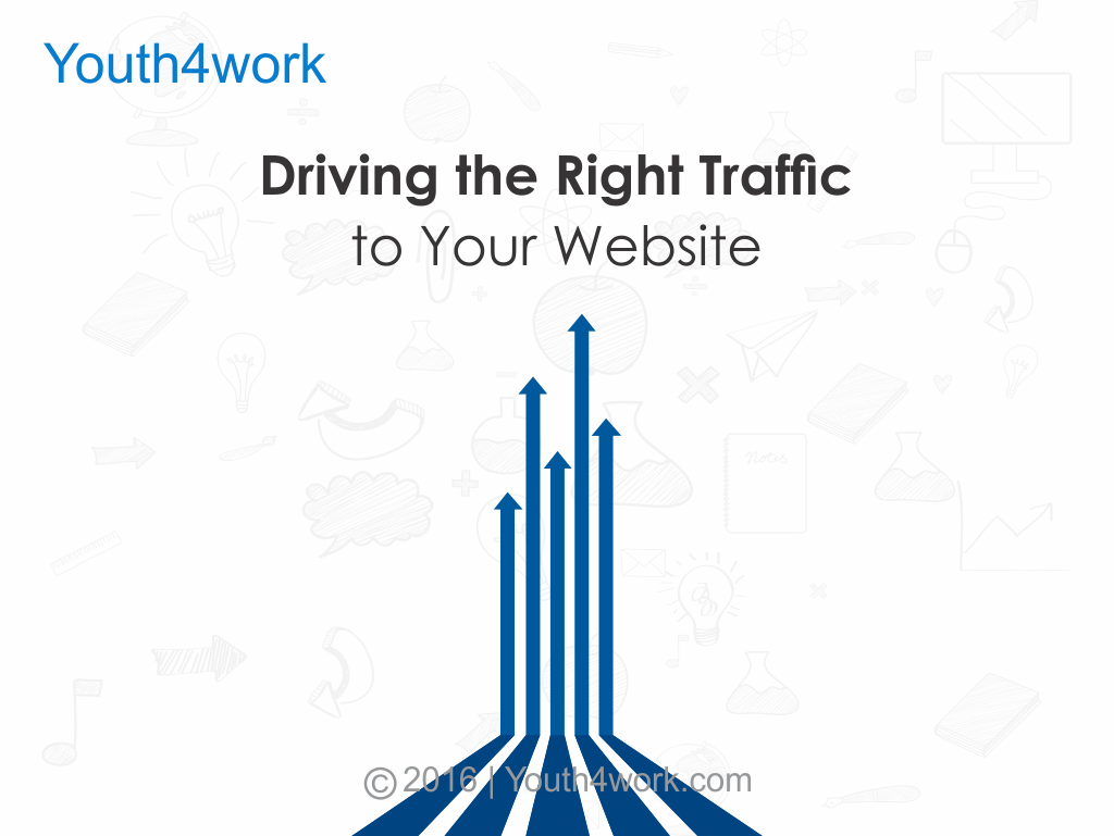 Driving the Right Traffic to Your Website