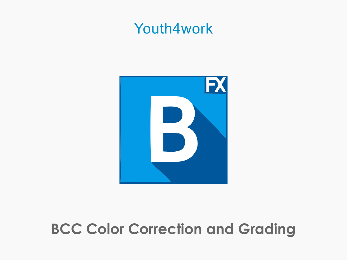 BCC Color Correction and Grading
