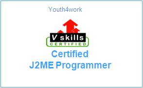 Vskills Certified J2ME Programmer