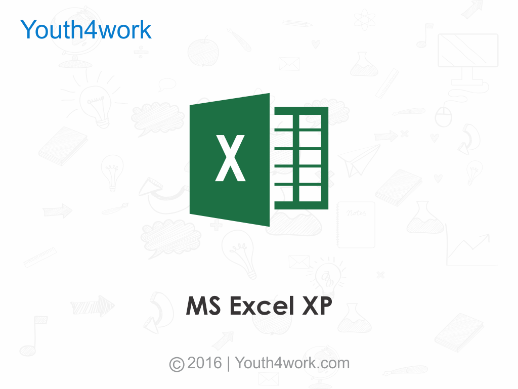 MS Excel XP
